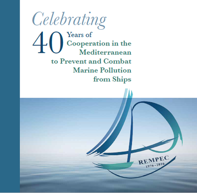 Commemorative Book of the 40th Anniversary of REMPEC