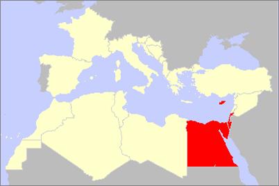 South-Eastern Mediterranean between Cyprus, Egypt and Israel.png