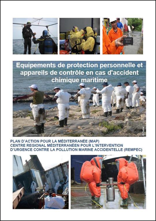 Equipement de protection personnel et appareils de contrôle en cas d'accident chimique maritime.png