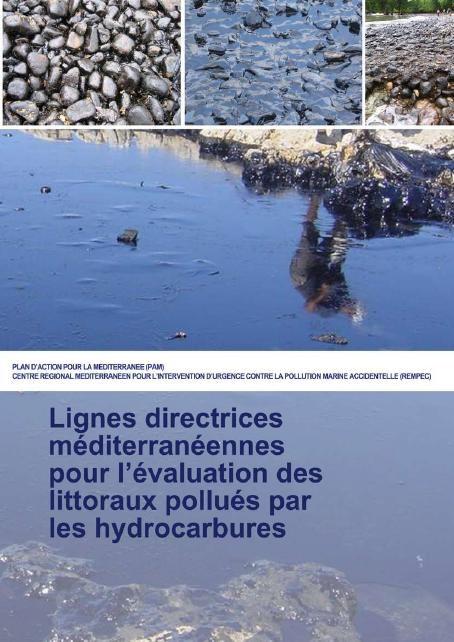 Lignes directrices méditerranéens sur l'évaluation des littoraux pollués par les hydrocarbures.jpg