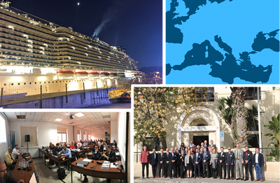 Addressing ship-source air pollution in the Mediterranean