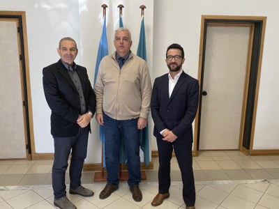 ATRAC visits REMPEC to explore further collaboration and synergy between the two Centres