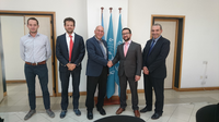 Bilateral meeting between JRC and REMPEC