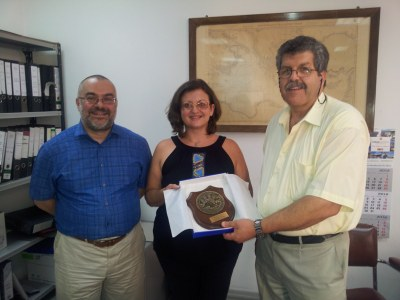 Farewell of Ms. Lara Attard Bezzina, Administrative Assistant