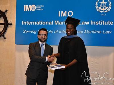 IMLI Awards the REMPEC Marine Environment Law Prize