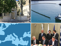 Implementation Agreement on the Sub-Regional Marine Oil Pollution Contingency Plan signed by Cyprus, Greece and Israel (IMO news item)