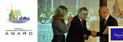 Istanbul Environment Friendly City Award: The winner is the city of Izmir!