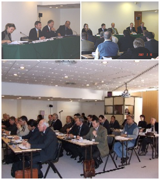Meeting of National Experts on the Draft Guidelines concerning Pleasure Craft Activities and the Protection of the Marine Environment in the Mediterranean