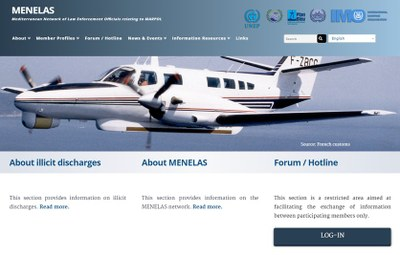MENELAS information system launched