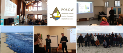 National Refresher Course on the Oil Spill Response technics used under the project POSOW
