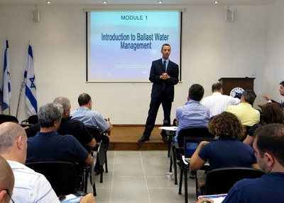 National Seminars on Ships' Ballast Water Management organised in Morocco and Israel