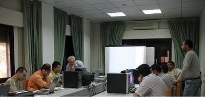 National Training Course on MEDSLIK oil spill drifting model version 5.1.2, Lattakia, Syria, 4-5 June 2007