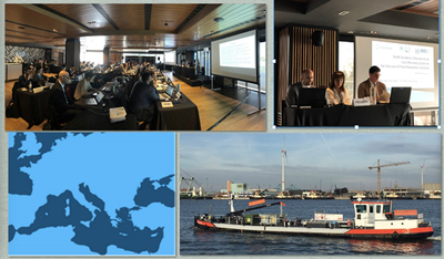 New guidelines targeting the better management of marine litter from sea-based sources in ports and marinas in the Mediterranean discussed in Seville, Spain
