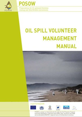 Oil Spill Volunteer Manual now available