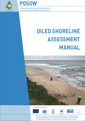 Oiled Shoreline Assessment Manual now available