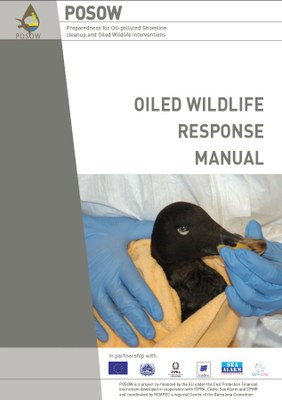 Oiled Wildlife Response Manual now available