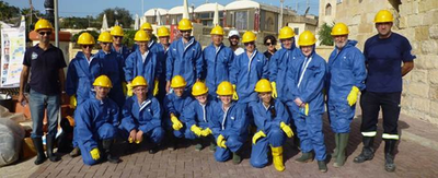 POSOW Project - National Pilot Training Course