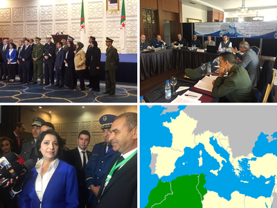 Promoting spill prevention and response in Western Mediterranean