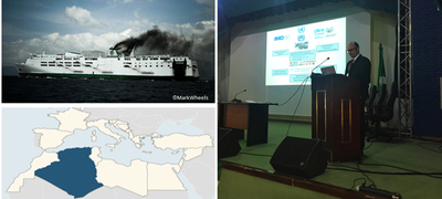 REMPEC fosters its cooperation with EMSA for the SAFEMED IV Training on MARPOL Annex VI for Algeria