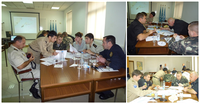 REMPEC Hosts Two Sessions of the Marine Environment Protection Module of the Eurasia Partnership Capstone (EPC ) 2011
