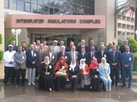 REMPEC organised a National Workshop on HNS Contingency Planning, in Alexandria, Egypt between 28 and 30 October 2008