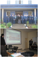 REMPEC organized a training course in Morocco on aerial observation of marine pollution.