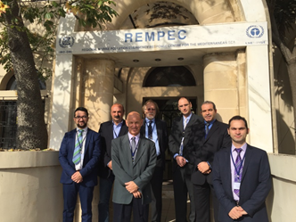 Second Meeting of the Competent National Authorities for the Preparation of the Sub-regional Marine Pollution Contingency Plan Between Cyprus, Greece and Israel
