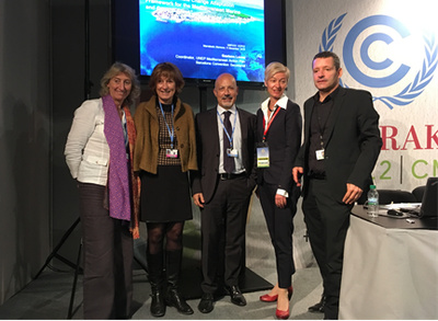 The Mediterranean at Climate Change COP 22: Time for Action!