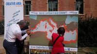 "The Mediterranean celebrates Coast Day ""Blue economy for a healthy Mediterranean"""