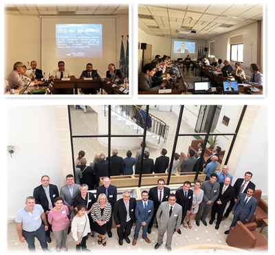 Third Meeting of the Mediterranean Network of Law Enforcement Officials relating to MARPOL within the framework of the Barcelona Convention (MENELAS), Valletta, Malta, 15-16 October 2019