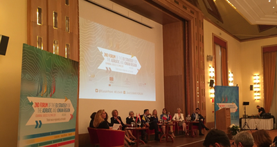 UN Environment/MAP and REMPEC at the 2nd EUSAIR Forum, Ioannina (Greece), 11-12 May 2017