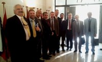 Visit of a delegation from the Ministry of Transport of Libya