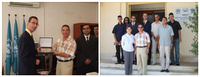 Visit of Tunisian Cadets to REMPEC
