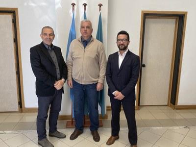 ATRAC rend visite au REMPEC afin d'explorer de nouvelles collaborations et synergies entre les deux centres
