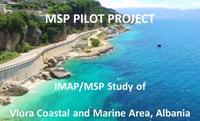 Consultation pour élaborer une étude sur l'évaluation de l'état écologique et une évaluation initiale préliminaire du MSP dans la zone marine de Vlora en Albanie