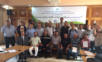 Formation pilote nationale en Tunisie, 11-13 octobre 2016