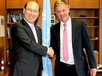 La protection des océans au cœur de la collaboration entre l'OMI et ONU Environnement