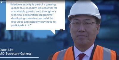 Lancement d'une vidéo sur les avantages de travailler avec l'OMI