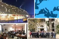 Lutte contre la pollution de l'atmosphère par les navires en Méditerranée