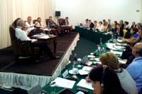 Première Réunion du Groupe de Travail du Protocole Offshore
