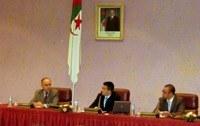 REMPEC a organisé un Atelier National sur l'utilisation des dispersants, Alger, Algérie, 21-22 Octobre 2008