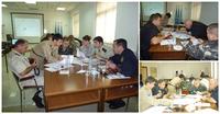 Le REMPEC organise deux sessions du Module de Protection de l'Environnement Marin dans le cadre du Partenariat Eurasia Capstone (EPC) 2011