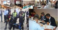 Un cours régional de formation sur les études de référence biologiques portuaires organisé par le REMPEC en Turquie