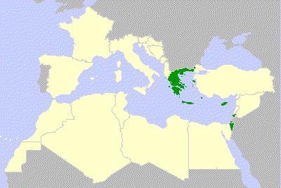 South-Eastern Mediterranean between Cyprus, Greece and Israel.png