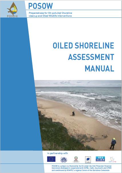 Oiled Shoreline Assessment Manual (POSOW,2013)