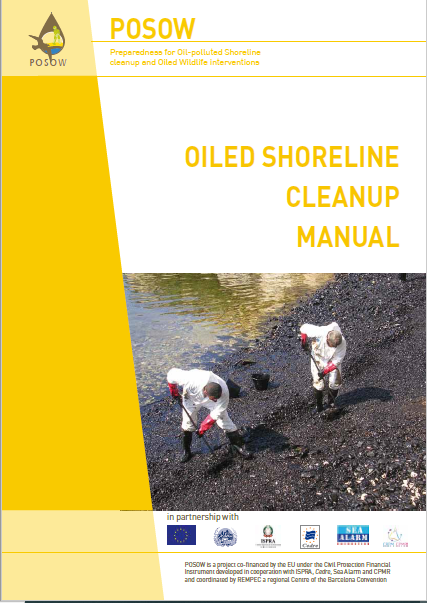 Oiled Shoreline Cleanup Manual (POSOW, 2013)