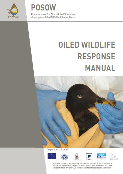 Oiled Wildlife Response Manual (POSOW, 2013)