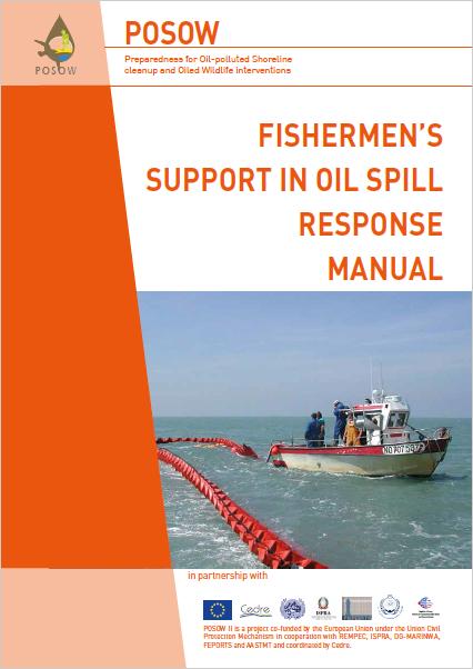 Fishermen's Support in Oil Spill response Manual (POSOW, 2016)