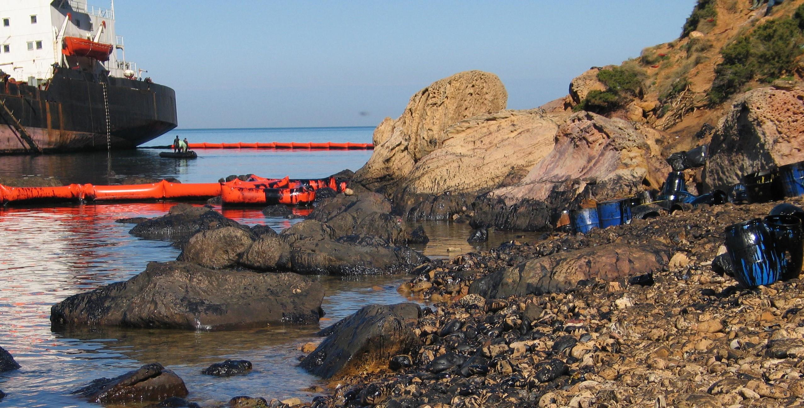 Préparation à la lutte et lutte contre la pollution marine
