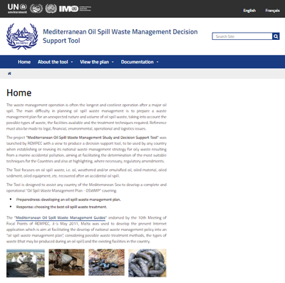 Waste Management Decision Support Tool